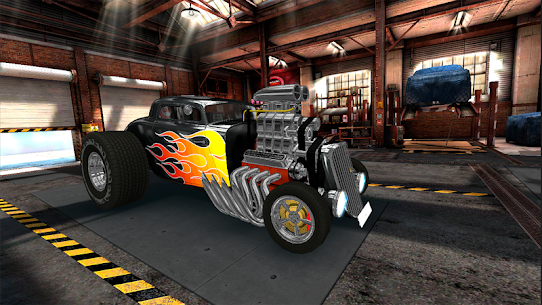 MUSCLE RIDER: Classic American Muscle Car 3D 1.0.14 Android Mod + APK + Data 2