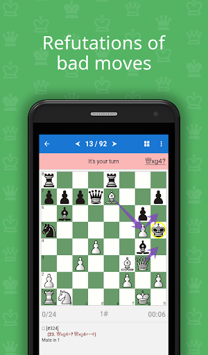 Mate in 1 (Chess Puzzles) 1.3.10 screenshots 3
