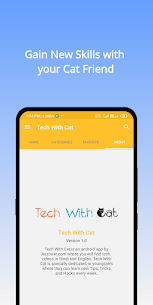 Tech With Cat  For Pc – Download Free For Windows 10, 7, 8 And Mac 1