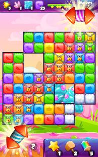 Toy Crush Cubes - Animal Rescue Blast
