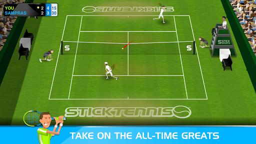 Stick Tennis 2.9.4 screenshots 2