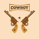 Western Cowboy Emoji Stickers for Whatsapp