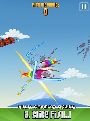 Ninja Fishing apkpoly screenshots 11