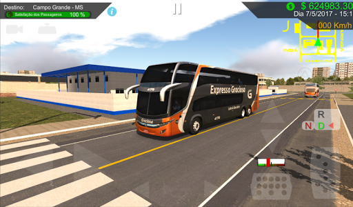 Heavy Bus Simulator  screenshots 8