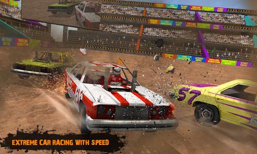 Demolition Derby Car Crash Stunt Racing Games 2021 3.0 Screenshots 4