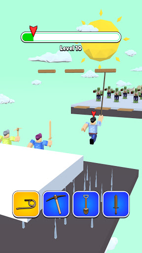 Roblock Transform Run - Epic Craft Race apkpoly screenshots 17