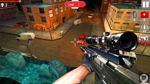 Télécharger Gratuit Sniper Ops: City Shooting Wars mod apk screenshots 2