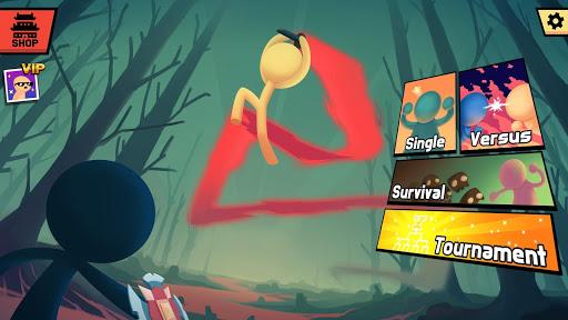 Stickman Fight Battle - Shadow Warriors 1.2.6 screenshots 6
