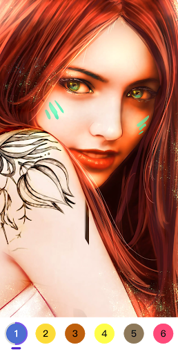 Color Master-Color by Number&Coloring Book Apkfinish screenshots 4