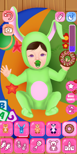 Baby Dress Up & Care screenshots 2