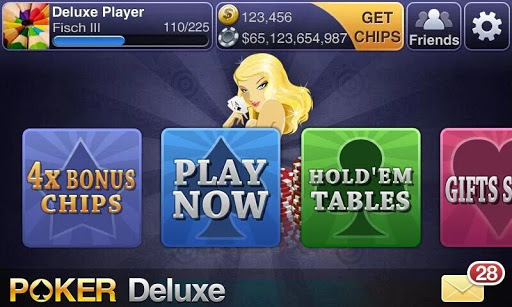 Texas HoldEm Poker Deluxe 2.6.0 Screenshots 7