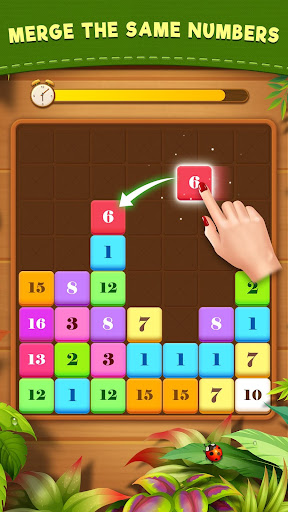 Drag n Merge: Block Puzzle 2.9.0 screenshots 1