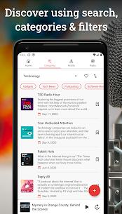 CastMix Podcast & Radio MOD (Premium/Unlocked) 2