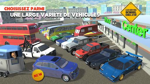 Télécharger 🚗🚦Car Driving School Simulator ⛔🚸 mod apk screenshots 2