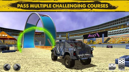 3D Monster Truck Parking Game 2.2 screenshots 2