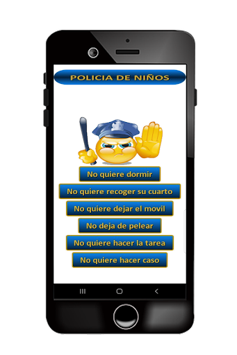 Policia de Niu00f1os - Broma - Llamada Falsa  ud83dude02 2.1 Screenshots 7
