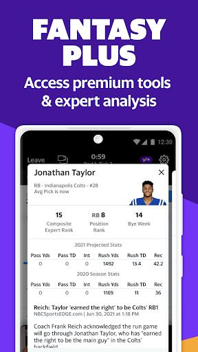 Yahoo Fantasy Sports: Football, Daily Games & More android2mod screenshots 3