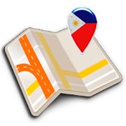 Map of Philippines offline