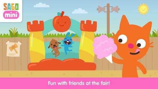 Sago Mini Fun Fair Apk Mod + OBB/Data for Android. 2