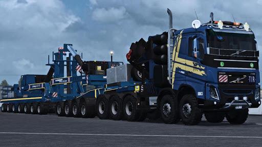 Cargo Real Driving Truck Simulator  screenshots 11