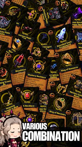 Télécharger Infinity Heroes : Idle RPG apk mod screenshots 6