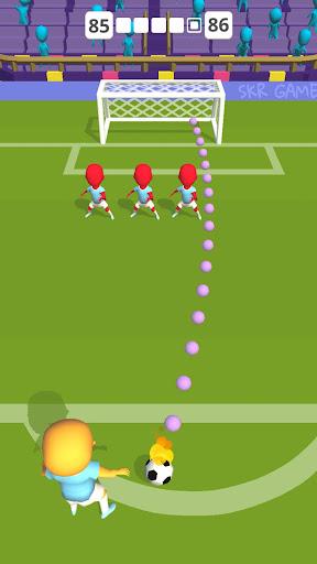 Code Triche ⚽ Cool Goal! - Football 🏆 APK MOD (Astuce) screenshots 1