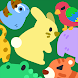 Animal Merge: Relaxing Puzzle Game - Androidアプリ