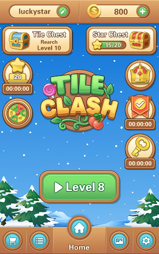 Tile Clash-Block Puzzle Jewel Matching Game android2mod screenshots 12