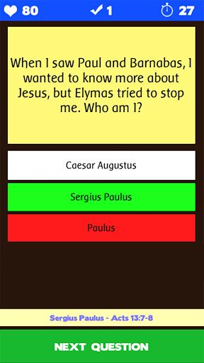 Who am I? (Biblical)  screenshots 4