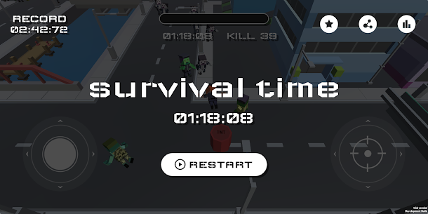 City Survival-Zombie Destroyer Hack for iOS and Android 3