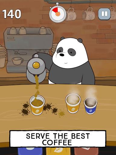We Bare Bears - Free Fur All: Mini Game Arcade  Screenshots 19