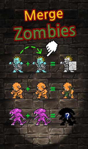 Grow Zombie VIP - Merge Zombies  screenshots 17