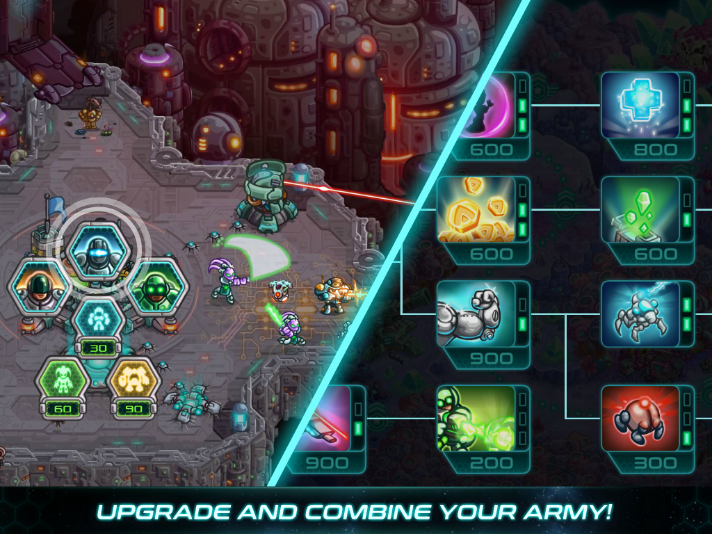 Iron Marines: RTS Offline Real Time Strategy Game  poster 8
