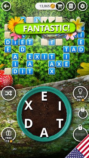Garden of Words - Word game  Screenshots 5