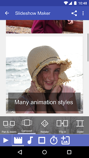 Scoompa Video - Slideshow Maker and Video Editor Apk 2