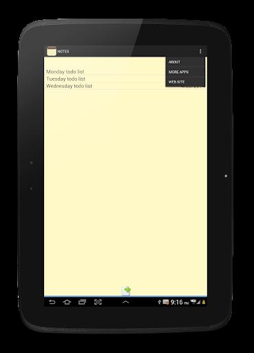 NOTES 1.27 Screenshots 15