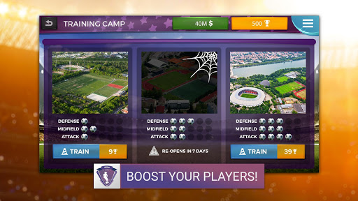Women's Soccer Manager (WSM) - Football Management 1.0.42 screenshots 3