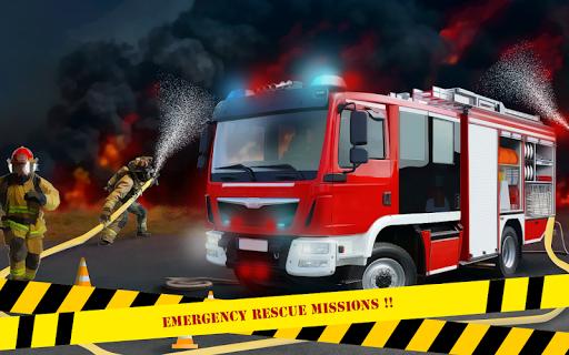 Firefighter Emergency Rescue Hero 911 screenshots 1