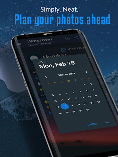 Phototime: golden hour and blue hour photography 3.4.5 screenshots 2