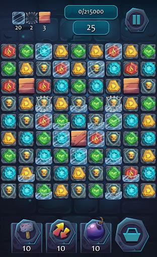 Secrets of the Castle - Match 3 1.55 screenshots 1