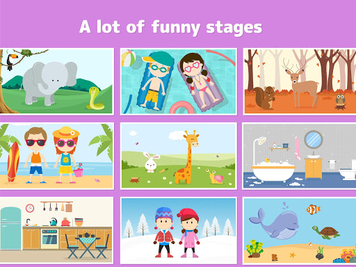 Tiny Puzzle - Learning games for kids free  screenshots 23