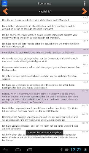 Deutsch Luther Bibel android2mod screenshots 10