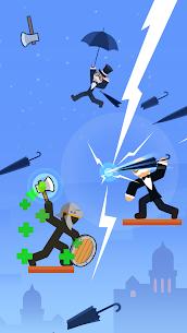 The Warrior – Top Stickman 2