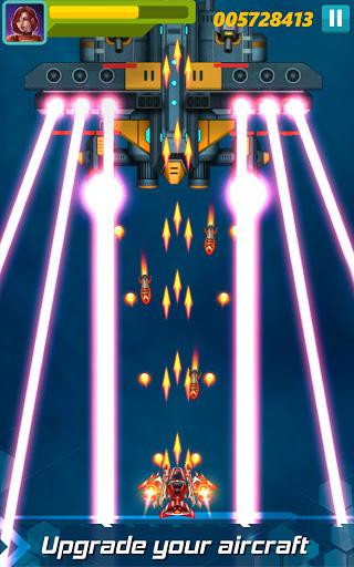 Sky Raptor: Space Shooter - Alien Galaxy Attack  screenshots 9