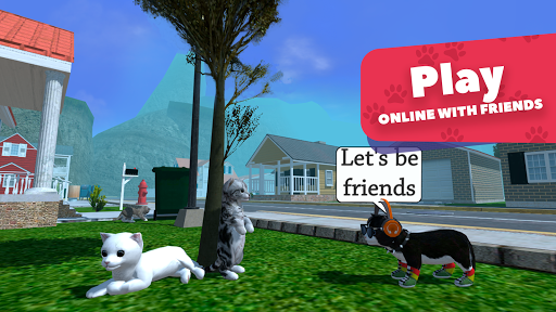 Cat Simulator - Animal Life  screenshots 2
