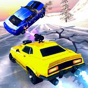 Ice Road Death Car Rally: Car Racing Games