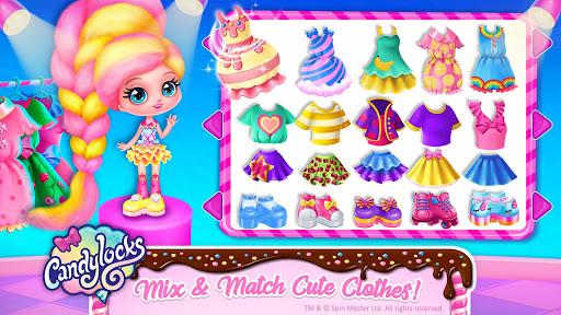 Candylocks Hair Salon - Style Cotton Candy Hair 1.2.60 screenshots 1