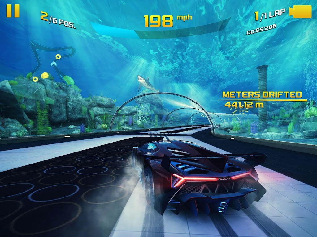 Asphalt 8 Racing Game - Drive, Drift at Real Speed  poster 17