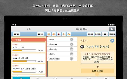 Initiales, racines et suffixes anglais que vous devez apprendre tout au long de votre vie, en chinois traditionnel