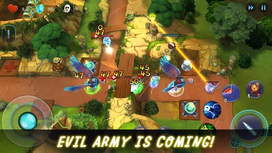 Ghost Town Defense 2.5.5017 Apk + Mod 1
